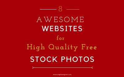8 Awesome Sites for High Quality Free Stock Photos