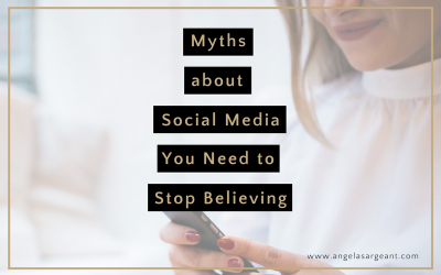 Myths About Social Media You Need to Stop Believing