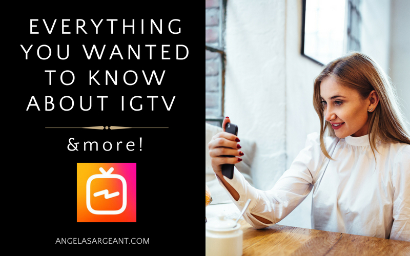 Everything You Wanted to Know About IGTV