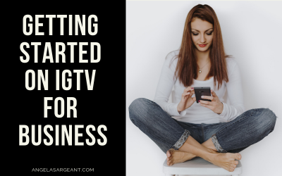 Getting Started on IGTV for Business